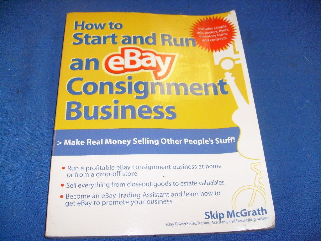 How To Start And Run An Ebay Consignment Business  How To Start