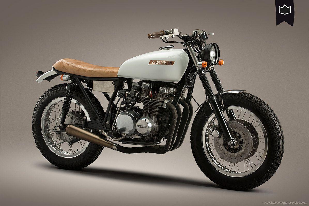Kawasaki kz650 by la corona