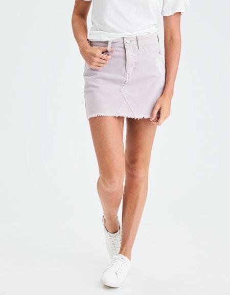 749e420f4 American Eagle Outfitters AE Vintage High-Waisted Corduroy Skirt ...