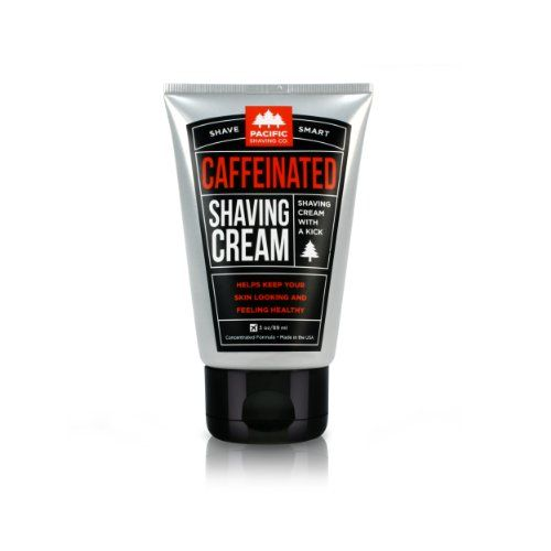 Pacific Shaving Caffeinated Shaving Cream Review