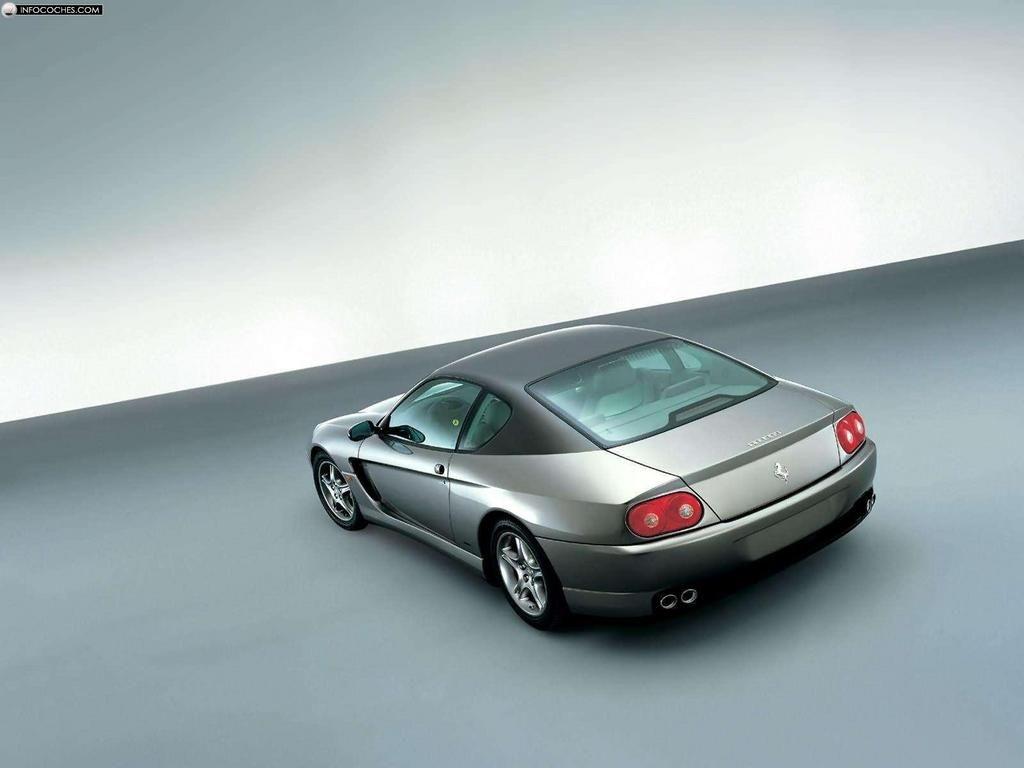 Fotos del Ferrari 456M GT Scaglietti - 1 / 2