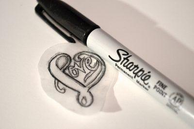 Photo of How to Make a Fake Tattoo With a Sharpie | eHow.com – Homemade Tattoo 2020