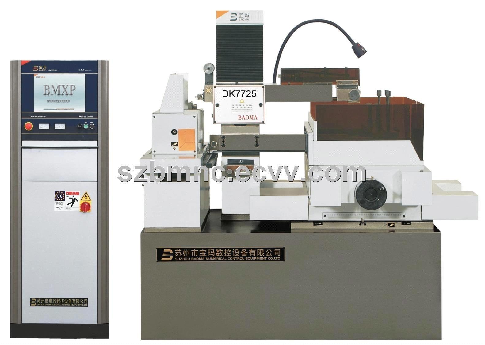 smallest wire cutting edm machine DK7725 (DK7725) - China wire cut ...