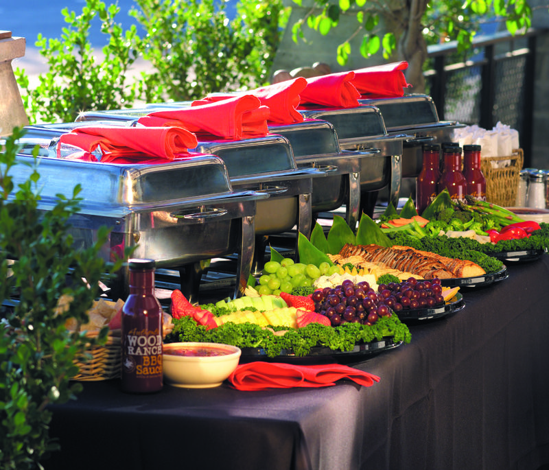 Professional Catering Presentations Bbq Catering Catering Buffet Wedding Buffet Food