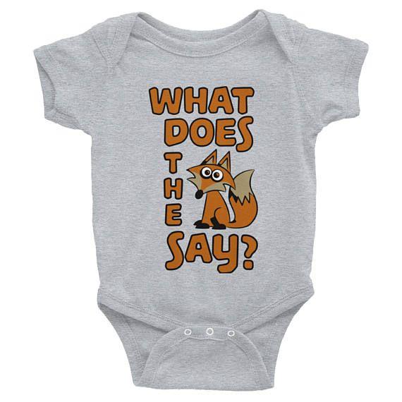 Cute Animal Bab Shirt