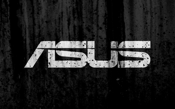 Download Wallpapers Asus 4k Logo Grunge Black Backgroud Asus Logo Besthqwallpapers Com Destop Wallpaper Laptop Wallpaper Computer Wallpaper
