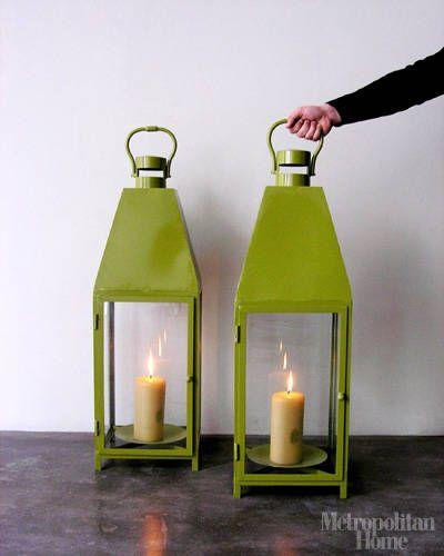 15 Outdoor Lighting Ideas For The Perfect Backyard Oasis. Benjamin Moore  ColorsWhite LanternsWireless ...
