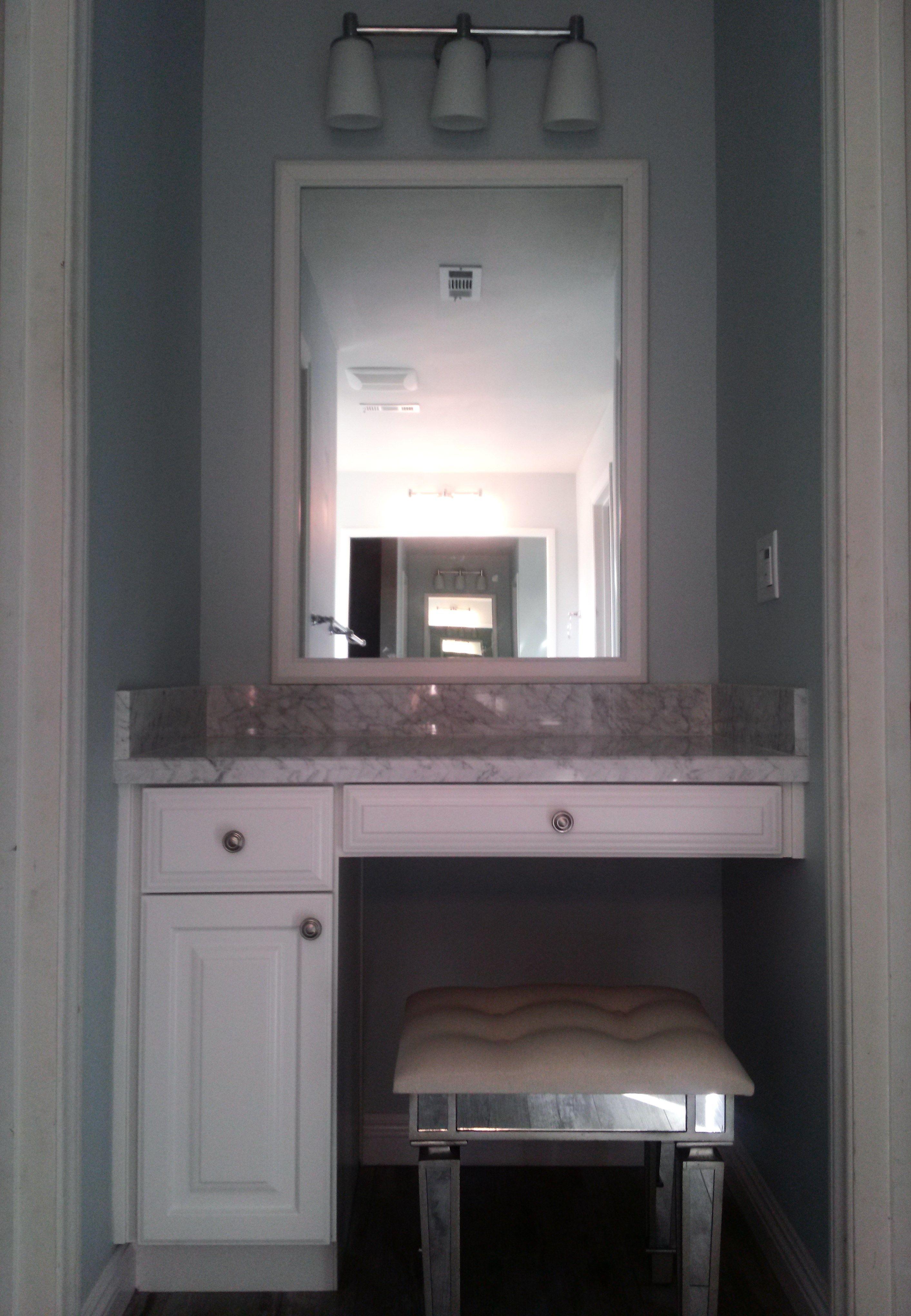 New England Inspired White Finish Master Bath Pompeii Kitchen Bath Design Master Bath Design Bath Design Kitchen And Bath Design