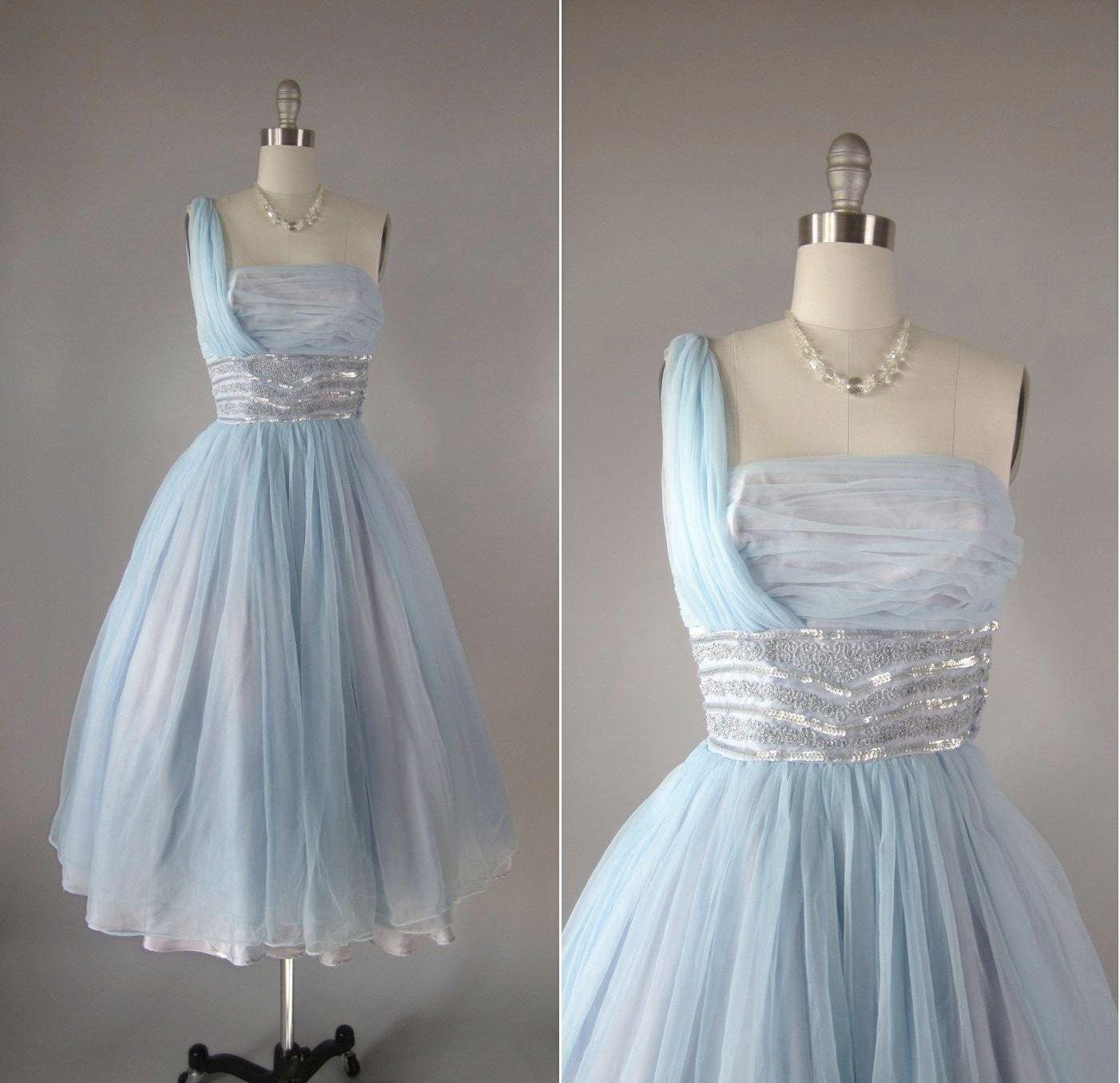 Vintage s prom dress fashion pinterest s prom dress