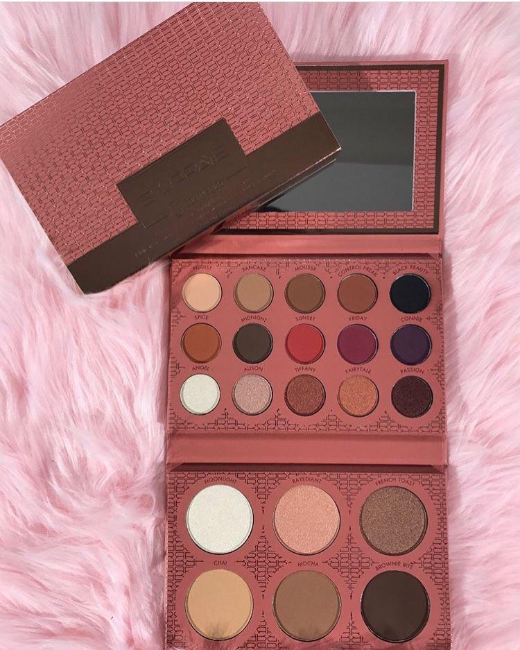 BH Cosmetics x Itsmyrayeraye palette