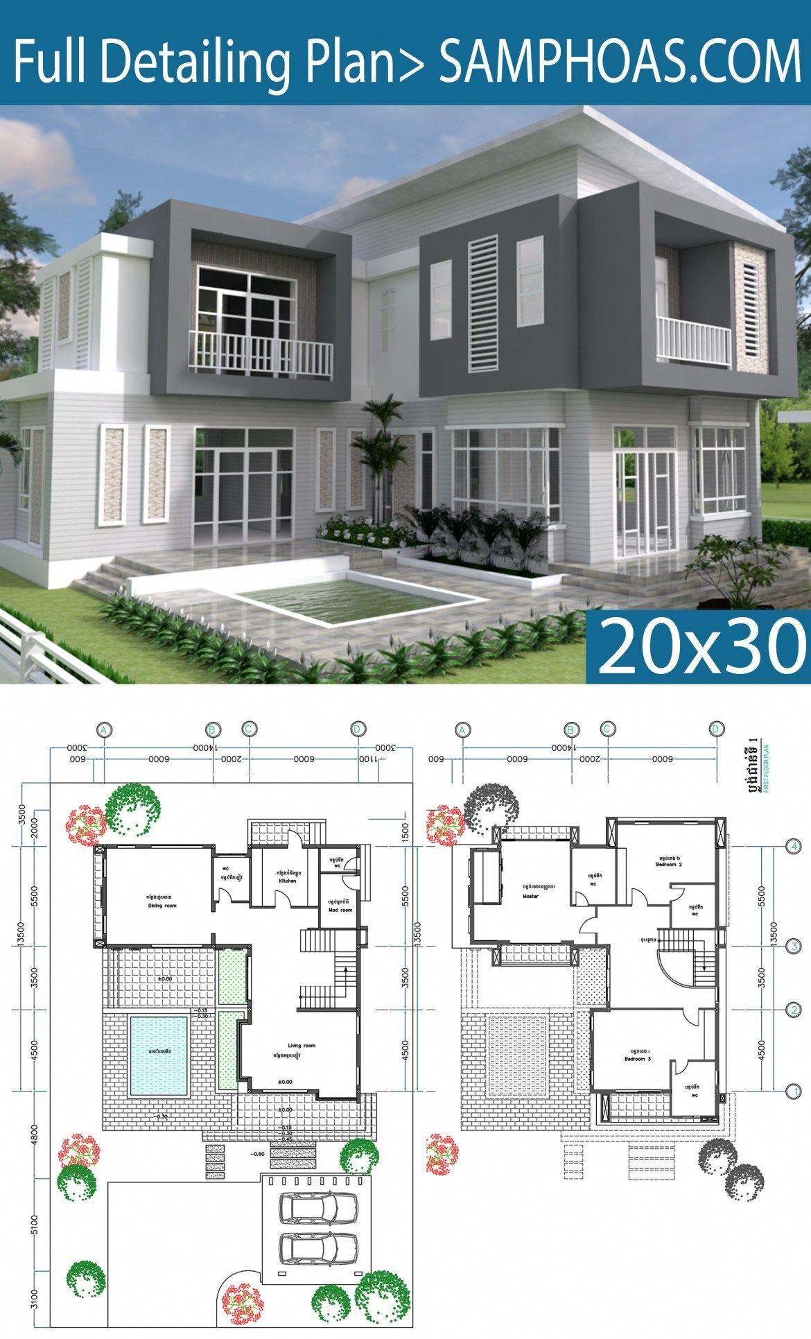 Modern Home Design Bloxburg Modernhomedesign Modern House Plans