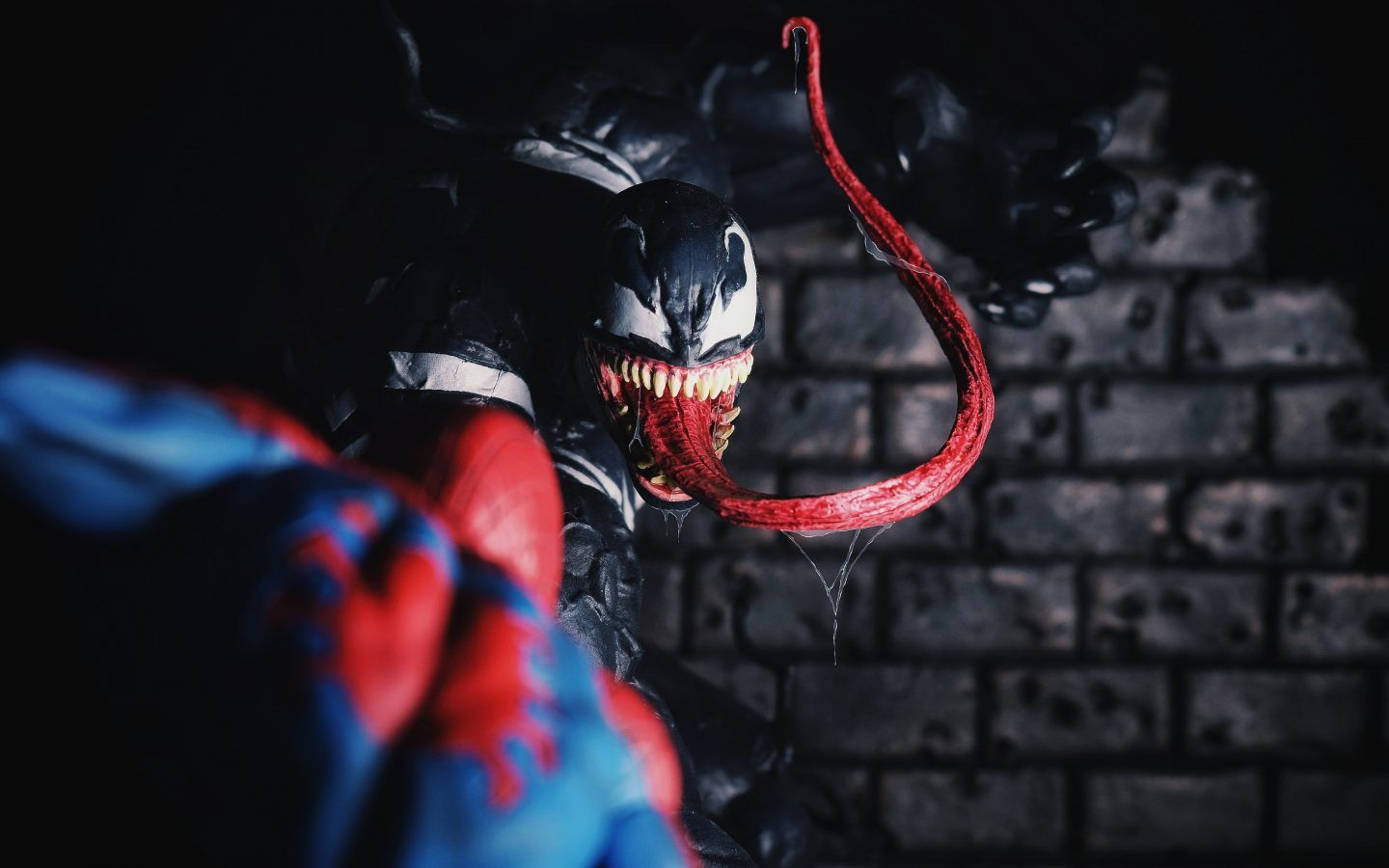Venom Hd Wallpaper Spiderman Art Spiderman Artwork Marvel Comics Wallpaper