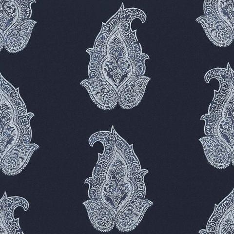 Robbins Hill Paisley U2013 Batik   Maritime Outdoor   Fabric   Products   Ralph  Lauren Home