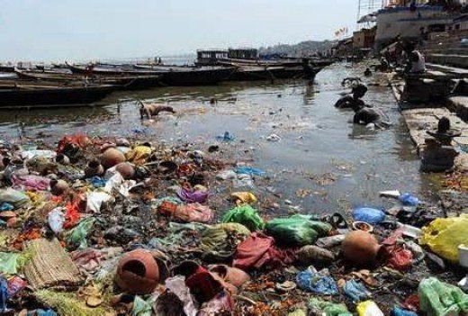 What Are The 16 Most Polluted Rivers In The World Water Pollution Ganges Pollution