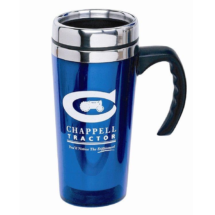 Travel mug 16 oz travel mug with double walled - Travel mug stainless steel interior ...