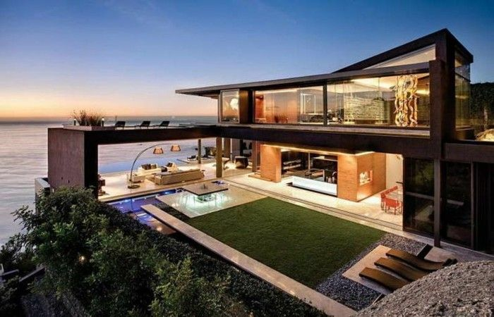 Vous-Êtes Intéressés Par Une Maison Toit Plat ? 84 Exemples Pour