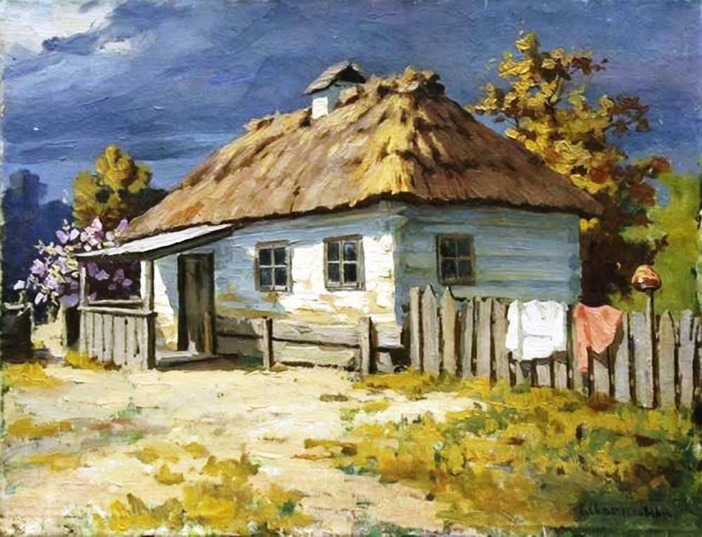 Картинки кубанский хуторок