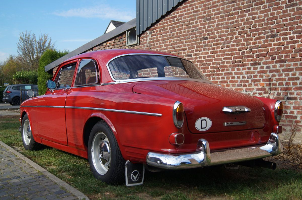 1970 Volvo Amazon 122S Competition Service 145 HP For Sale