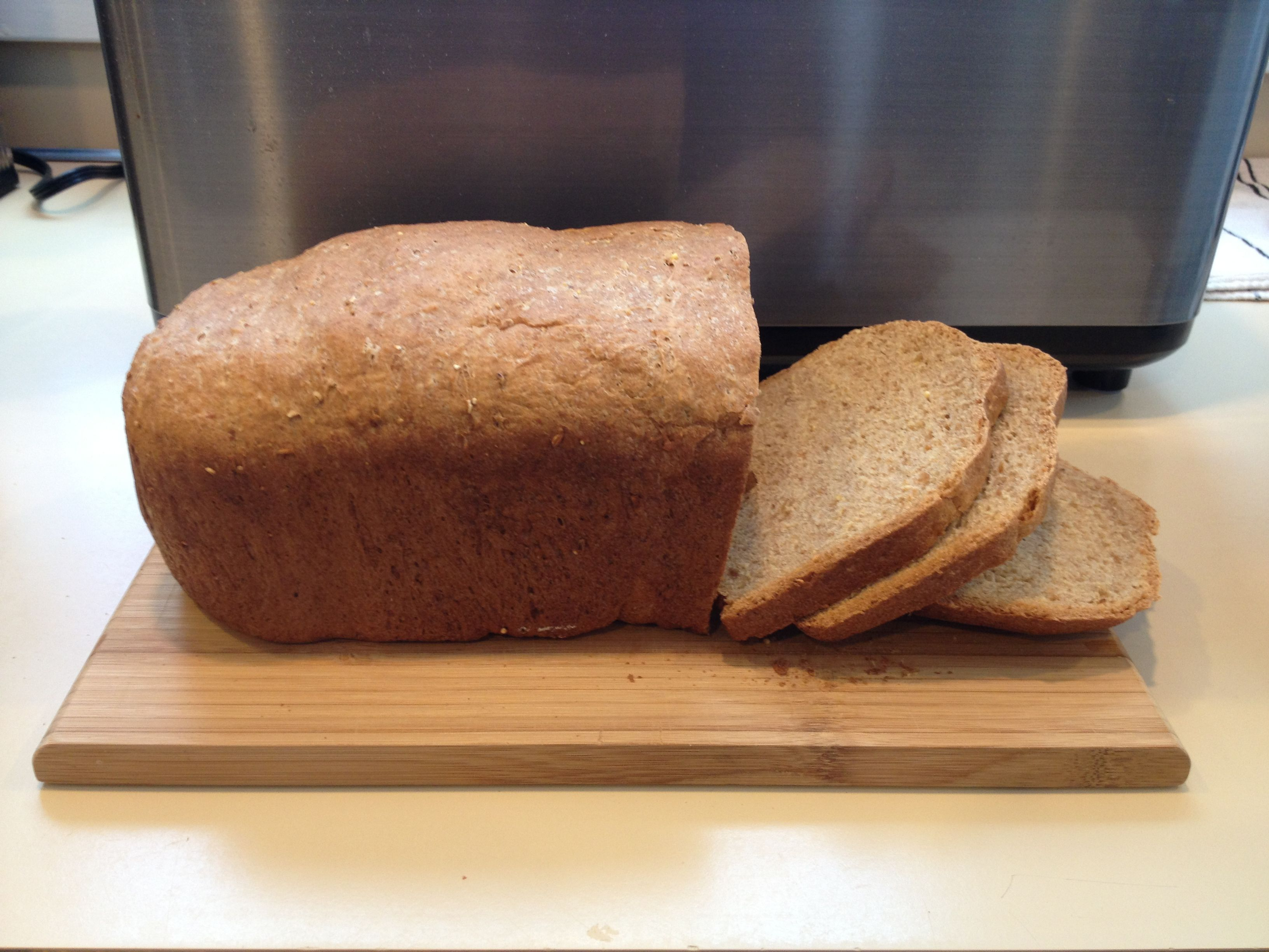 Perfect Sandwich/everyday bread (nice and soft!) using spelt and 7-grai… | Whole wheat bread machine recipe. Bread machine wheat bread recipe ...