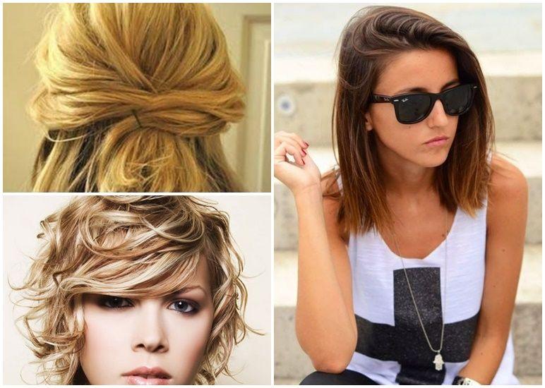 Schöne Frisuren für Kurze Haare zum Selber Machen | Schöne ...