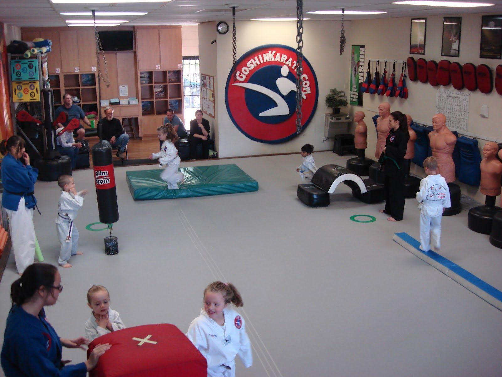 Goshin karate judo arizona