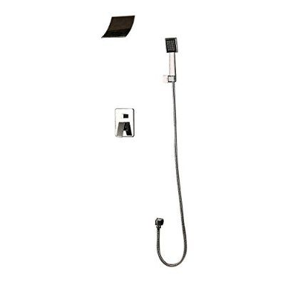 Sprinkle par LightInTheBox cascade contemporaine robinet de douche - mitigeur mural salle de bain