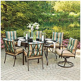 Wilson U0026 Fisher® Kingston 7 Piece Dining Set At Big Lots.
