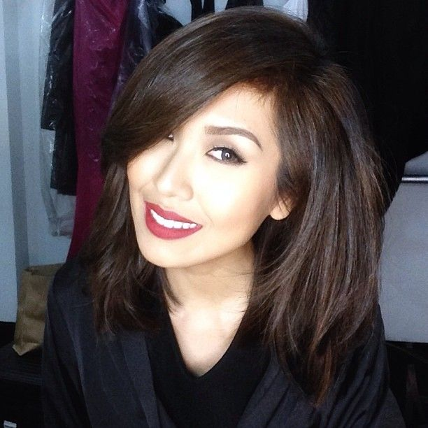 Excellent Angel Locsin Haircuts And New Haircuts On Pinterest Short Hairstyles For Black Women Fulllsitofus