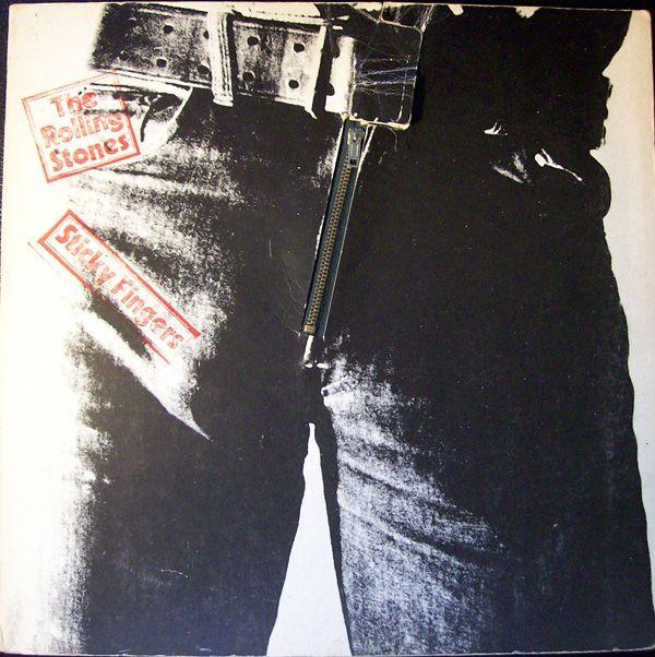 Iconic album cover, great music too.