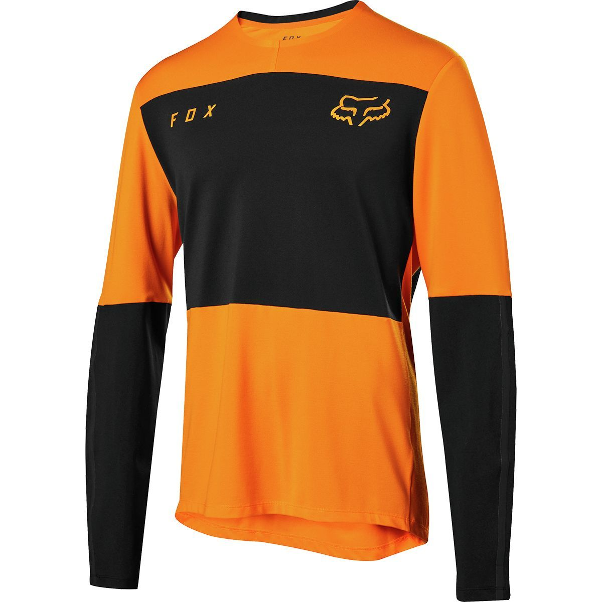 Mens Fox Racing Defend Fox Long-Sleeve Jersey