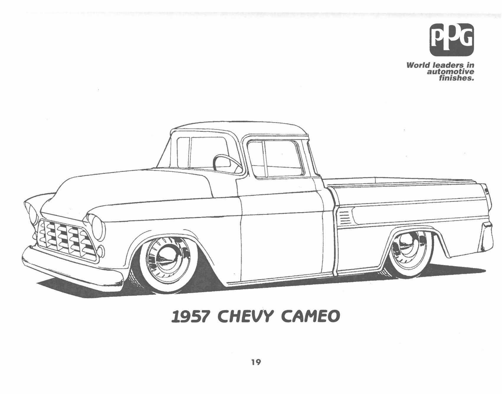 Brawny Muscle Car Coloring Pages American Muscle Cars - Cars ... | 1338x1702