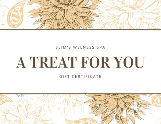 Spa Day Gift Certificate Template 2 Templates Example Templates Example