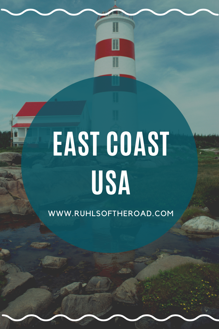 What Is The Best East Coast Rv Route To Florida Route East Coast Travel Route