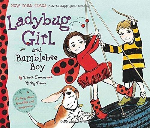 Ladybug Girl and Bumblebee Boy (Ladybug Girl)