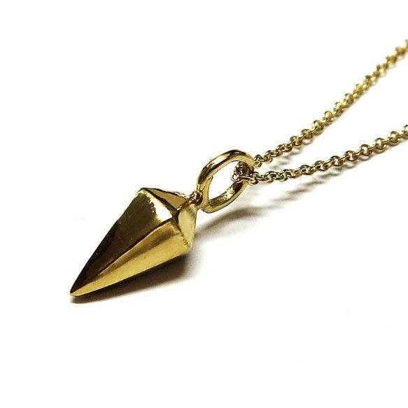 K18 Gold Diamond Necklace