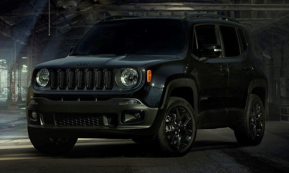 Jeep Renegade Dawn Of Justice Special Edition Announced Http Www Autotribute Com 43326 Jeep Renegade Dawn Of Justice Speci Jeep Renegade Jeep Dawn Of Justice