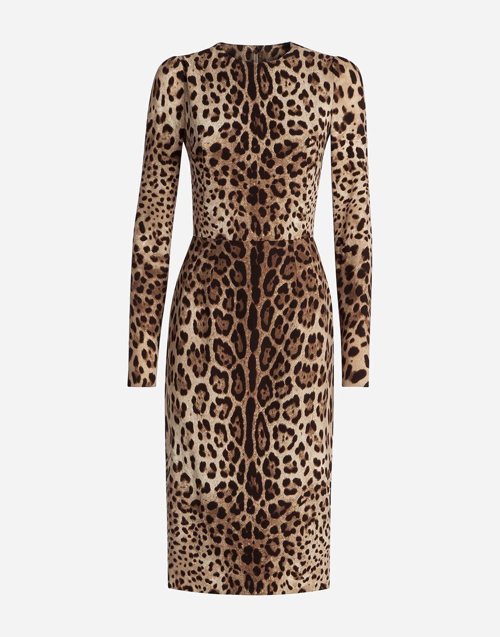 c9de0c9b40a5 Il vestito leopardato appena indossato da Ilary Blasi è