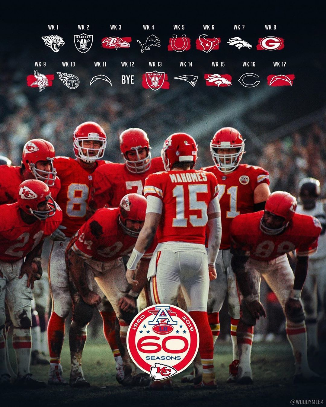 Mitchell Schwartz On Instagram Season Is Officially Underway Excited To Get This Year Started Chiefs Wallpaper Kansas City Chiefs Football Chiefs Football