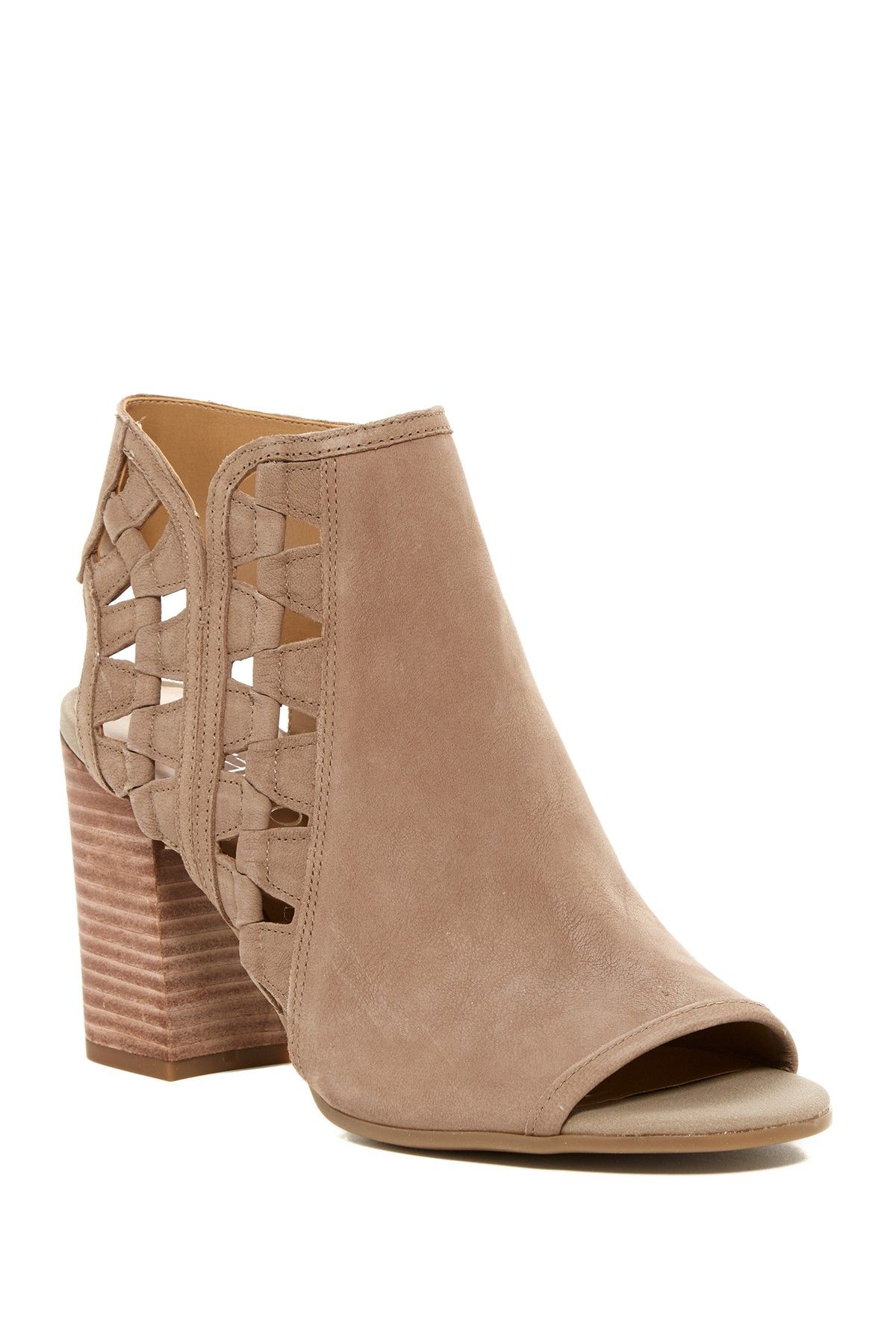 Marty Cutout Bootie by Franco Sarto on @HauteLook