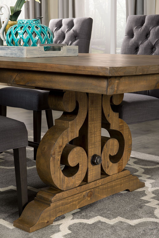 Keswick Dining Table | dining room | Farmhouse dining room table