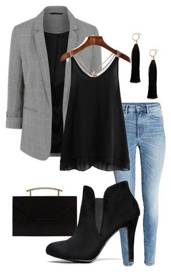 20+ Autumn Work Outfits #womensfashion