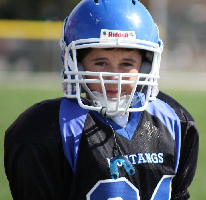 Bradley football helmets helmet football