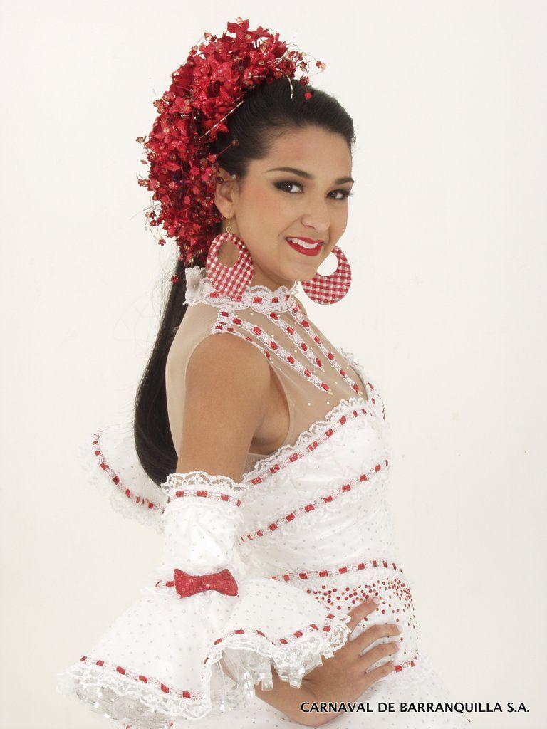 Angie De la Cruz Yepes - Reina del Carnaval 2008