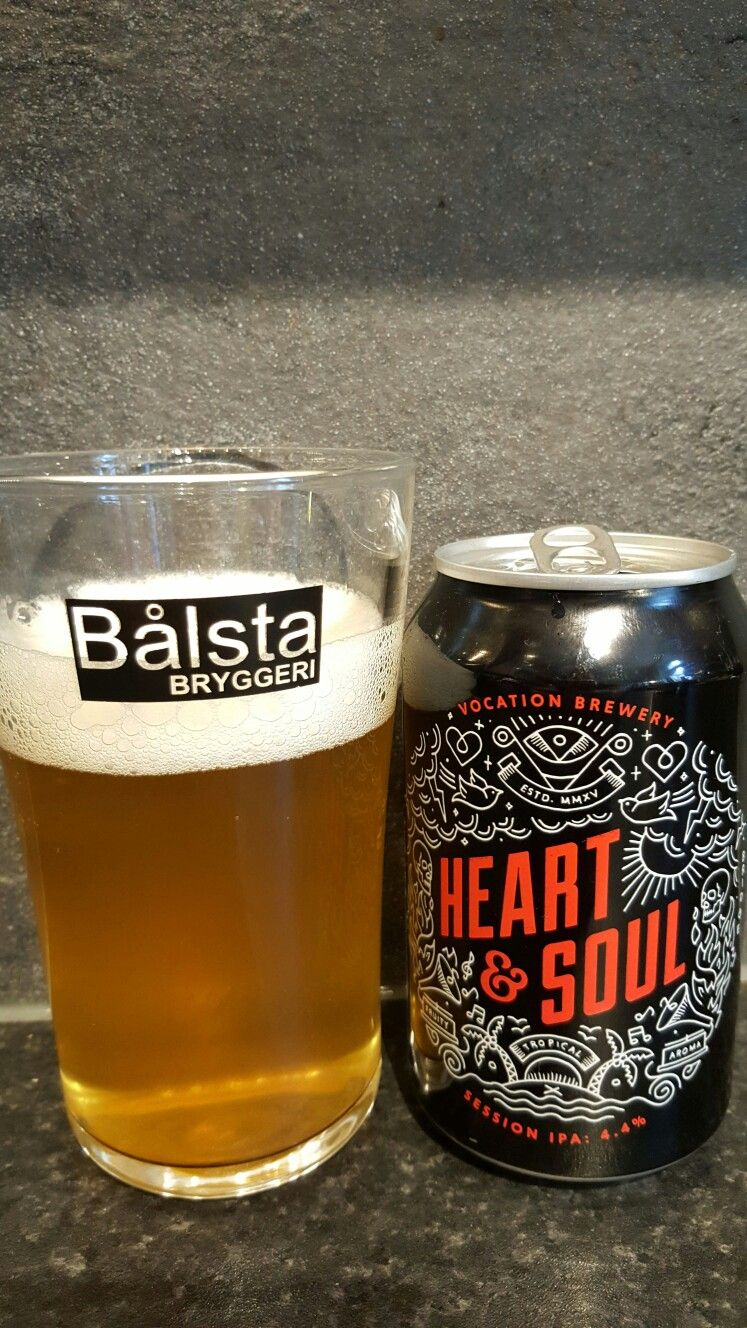 Vocation Brewery Heart and Soul Session IPA. Watch the video beer review here www.youtube.com/realaleguide #CraftBeer #RealAle #Ale #Beer #BeerPorn #VocationBrewery #Vocation #VocationHeartAndSoul #HeartAndSoulSessionIPA #HeartAndSoul #BritishCraftBeer #BritishBeer