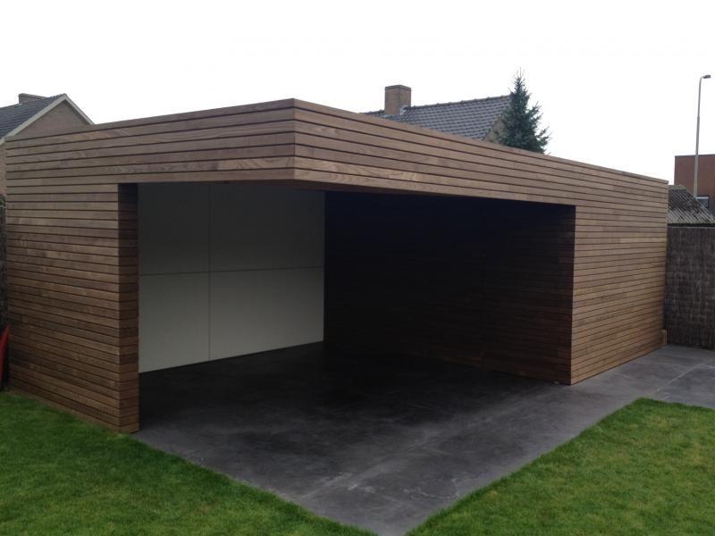 Bijgebouwen pure carpentier hardwood solutions tuinhuis