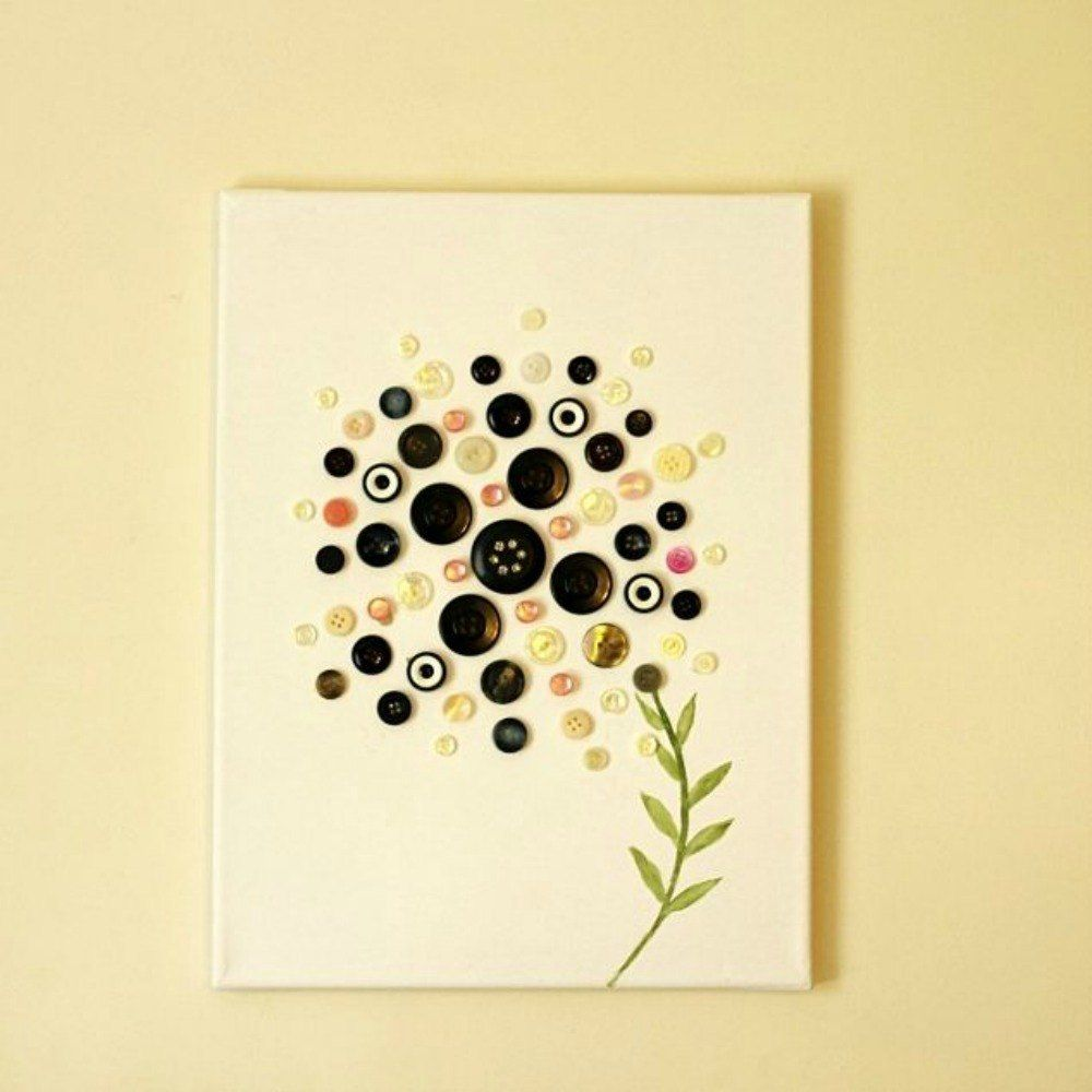 Great Button Wall Art Images - The Wall Art Decorations ...
