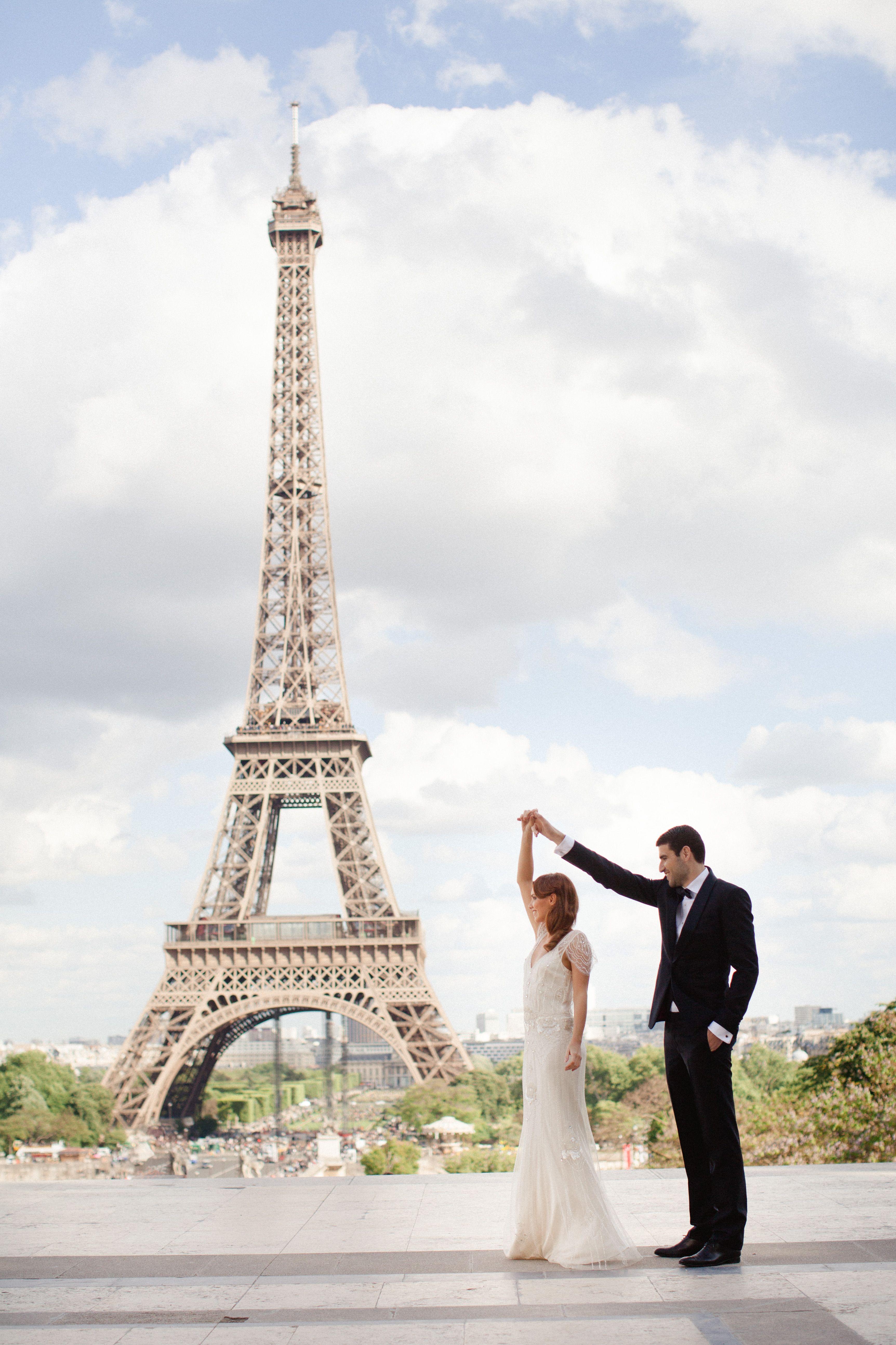 A gorgeous wedding in Paris Wedding planners La Fabrique a Reves