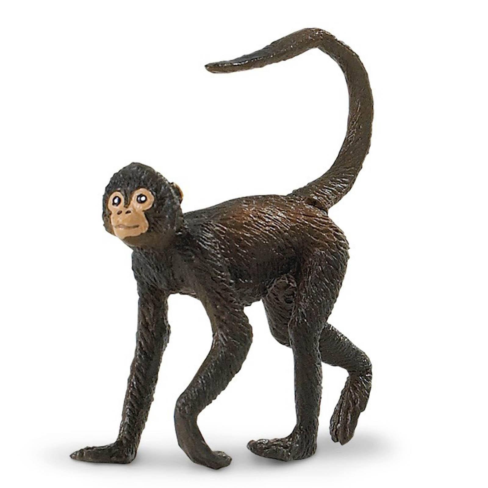 Spider Monkey Wildlife Figure Safari Ltd