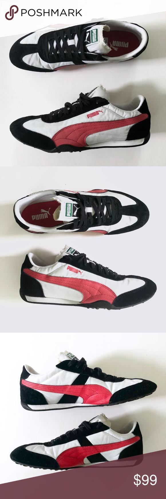 44b3f89f058c Vintage Puma Sprint Retro Sneakers Size 12 Up for sale awesome Vintage Puma  Sprint Retro Sneakers