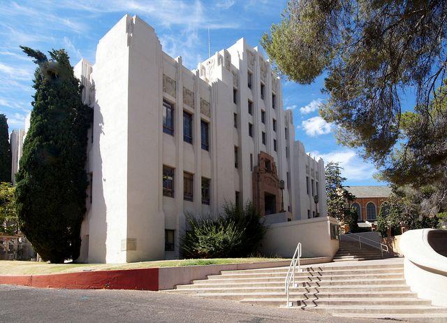 Cochise County Courthouse, Bisbee, Arizona | Hometown
